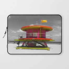 South Beach Life Laptop Sleeve