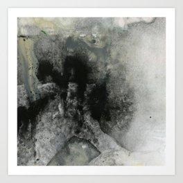 Into The Mystic No. 5 by Kathy Morton Stanion Art Print