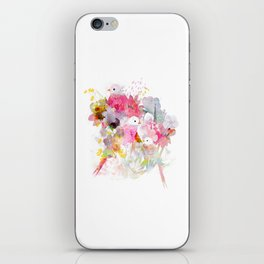 The Magical World of Birds iPhone Skin