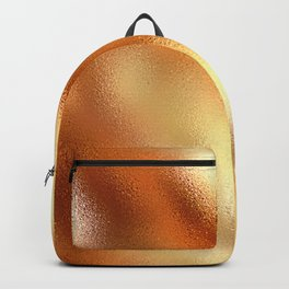 Classic Gold  Foil Backpack