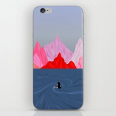 Within // Without iPhone Skin