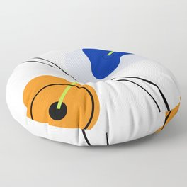 Par for the Course Floor Pillow