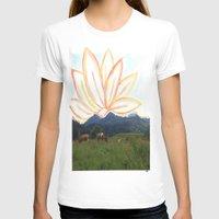 switzerland T-shirts featuring switzerland by Anna Bergland