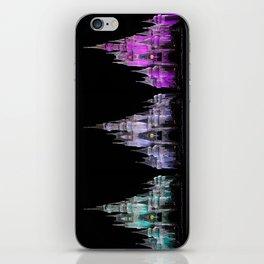 Magic Kingdom Christmas iPhone Skin