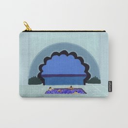 Scallop pool Carry-All Pouch