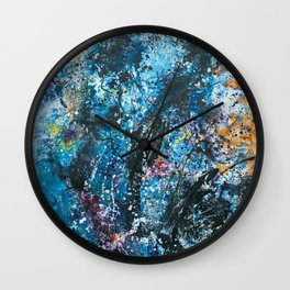 Your Universe Expanding Wall Clock