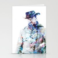 django Stationery Cards featuring Django by NKlein Design