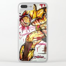 Closer (SH3) Clear iPhone Case