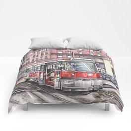 Spadina King Comforters