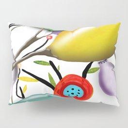 Cinque Terre - Lemons Lemon - Italian Riviera - Limoni Lemon Pattern Home Decor Pillow Sham