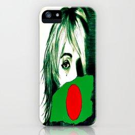 Ballo Bibaho iPhone Case