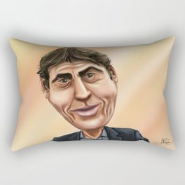Rudi Garcia Caricature Rectangular Pillow