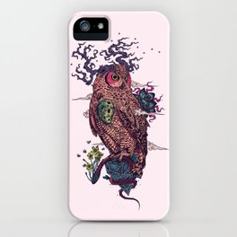 Regrowth iPhone Case