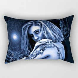 LADY OF THE LAKE Rectangular Pillow