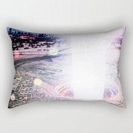 Dystopian Invasion Rectangular Pillow