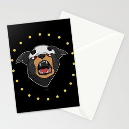 Ominous Howl Stationery Cards