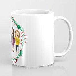 Custom Family Portait Coffee Mug