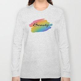 Beauty-3 Long Sleeve T-shirt