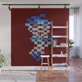 Rib Cage Wall Mural