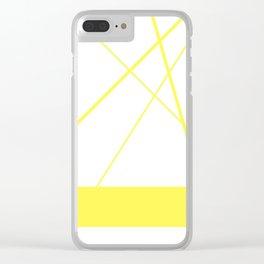 Sunbeams Clear iPhone Case