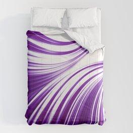 Deko Violet Comforters
