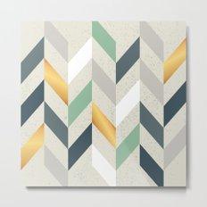 abstract214 Metal Print