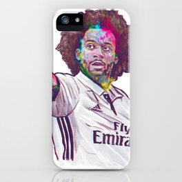 Real Madrid Marcelo iPhone Case