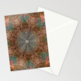 Autumn Circle Stationery Cards