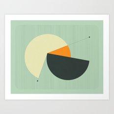 Tick Tock (17) Art Print