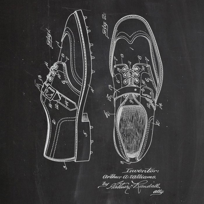 Shoes Patent Comforters
