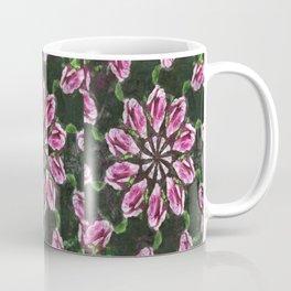 Rosas Moradas 2 Kaleidoscope 4 Coffee Mug