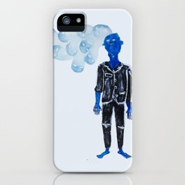 Get out / Come back iPhone Case