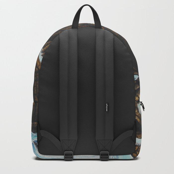 La source de l'amour Backpack