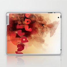 freud's superego Laptop & iPad Skin