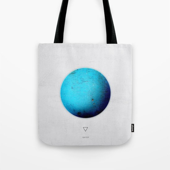 Element: Water Tote Bag