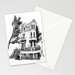 Fantasy of Saint Denis and Roy Stationery Cards