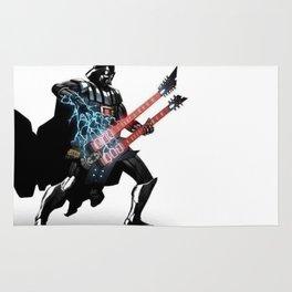 Darth Vader Force Guitar Solo Rug