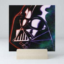 Sith Lord V Mini Art Print