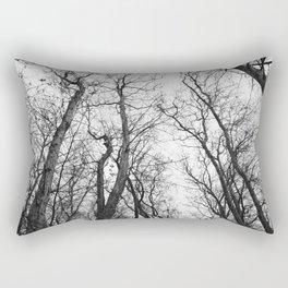 arbres de versailles Rectangular Pillow
