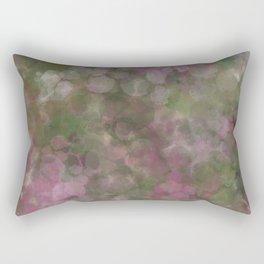 Rosen garden batic look Rectangular Pillow
