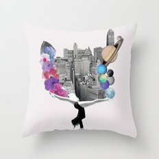 ADAPTATION Throw Pillow