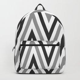 Wannabe Zebra | Stripes Backpack