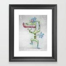 Foo #32 Framed Art Print