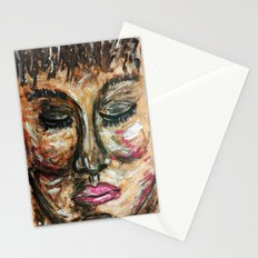 COTE D'IVORIENNE Stationery Cards