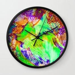 Vast2: Vapor Wall Clock