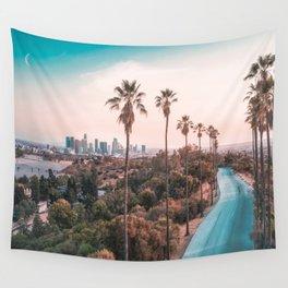 Los Angeles California Wall Tapestry