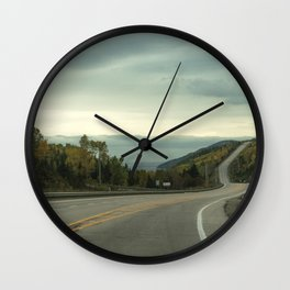 Road #2 Wall Clock