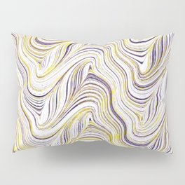 Electric Field Art XXXVII Pillow Sham