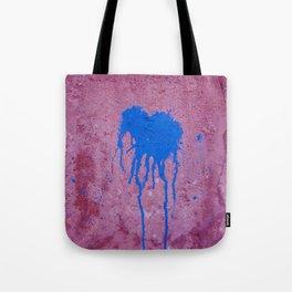 My Blue Valentines Tote Bag