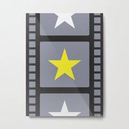 FILM NOIR Metal Print